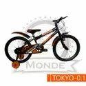Tokyo-0.1 Kids- Series 16x2.125 ( Orange ) / Children Bicycle / Baby Bicycle