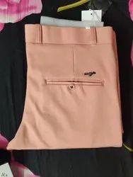 Lycra 10 colours Cotton Casual Pants, Size: 28 X 36