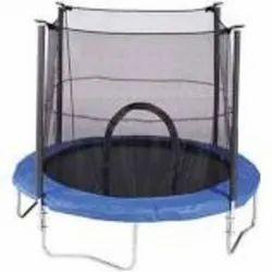Round Jumping Trampoline