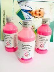 Magaldrate And Simethicone Oral Suspension U.S.P.