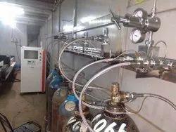 Medical Oxygen Gas Manifold