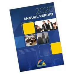 Annual Report Offset Printing Service