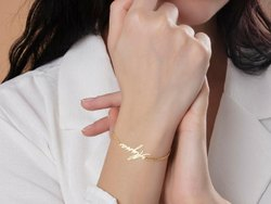 Dainty Handwriting Name Jewelry