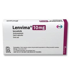 Lenvima 10 mg Antineoplastic Hard Capsules