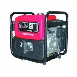 1 kva- 7 kva Honda Diesel Generator, Single Phase