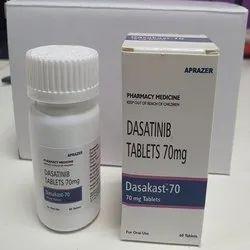 Dasakast (Dasatinib 70mg)