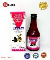 pet calcium syrup