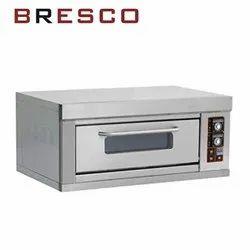 LPG Bresco Gas Pizza Oven with Stone, Capacity: 6.0, 0.05 kW