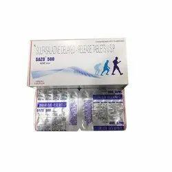 SAZO 1000 Tablet (Sulphasalazine)