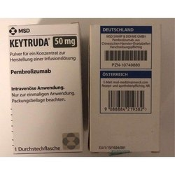 Keytruda (Pembrolizumab 50 Mg & 100 Mg)