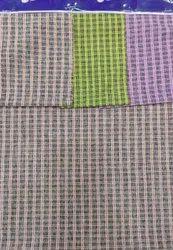 Roma Milan Spandex Check Fabric