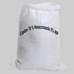 Captan 70% And Hexaconazole 5% WP Fungicides, Bag, 25 Kg
