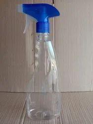 Worldites Spray Pump 500 Ml Glass Cleaner Pet Bottle
