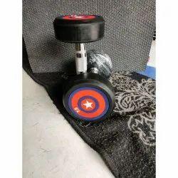 Captain America Dumbbells
