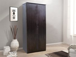 Mobel Furniture Wooden UW-E-8007 EURO1 Wardrobe