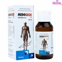 Ayurvedic Topical Analgesic Anti-Inflammatory and Muscle Relaxant Oil