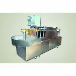 Automatic Toy Jelly Filling and Sealing Machine
