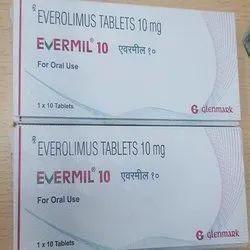 Evermil (Everolimus 10MG)