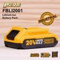 Lithium Ion Battery Pack 20V