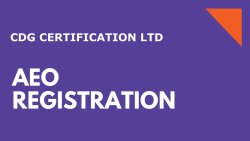 AEO Registration Services