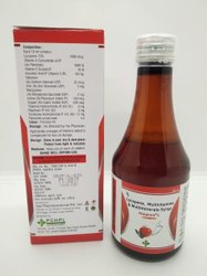 multivitamin syrup (Mulgicare Syrup)
