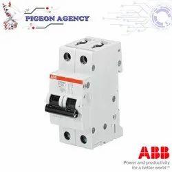 ABB - SB202M - 40A - 63A  / 2 Pole - MCB
