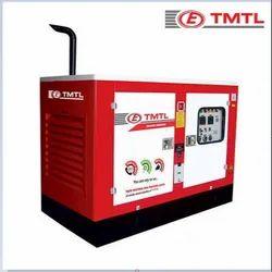 35 kVA Eicher Air Cooled Diesel Generator, 3 Phase