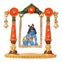 Laddu Gopal Car Dashboard Idol / Statue