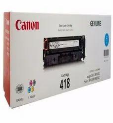 418 Yellow Canon Toner Cartridge