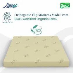 Organic Latex Foam Mattress, Thickness: 6 Inch And 8 Inch