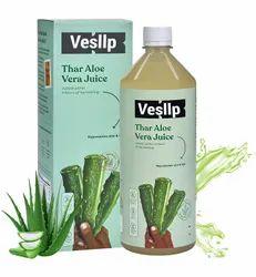 VESLLP Thar Aloe Vera Juice, Packaging Type: Bottle