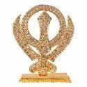 Sikh Rilegious Car Dashboard Statue / Showpiece