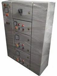 PCC Three Phase Control Panel, For Distribution