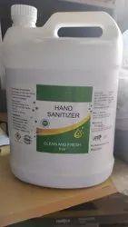 Alcohol Based Hand Sanitizer 5 Litre