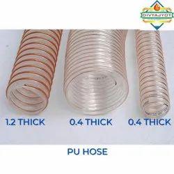 Polyurethane Duct Hose