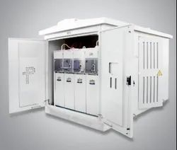 1MVA 3-Phase Air Cooled Compact Substation