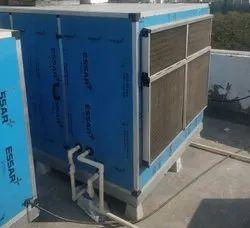 Industrial Evaporative Cooling System