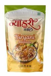 Organic Biryani Masala Powder, Packaging Size: 250 gm, Packaging Type: Packets