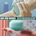 Silicon Shower Brush