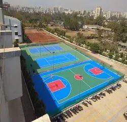 Sports Flooring Services, Anti-Skidding