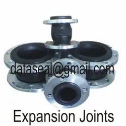 Cylindrical Rubber Expansion Joints