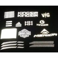 Digital Printed Vinyl Logo Sticker