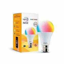 Polycarbonate Round Wipro 12W B22 LED 16 Million Colors