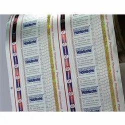 Aluminum Foil For Pharmaceutical Packaging