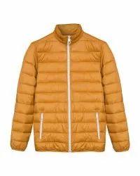 CN Polyester Winter Jackets Light Weight