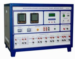 Numerical Phase Distance Protection Relay Trainer
