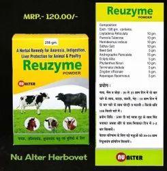 Herbs Veterinary Enzyme Powder, Packaging Size: 250 Gm, Prescription