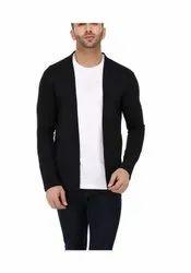 Cotton Blend Plain Pause Mens Fashion Shrugs Full sleeve, Machine wash