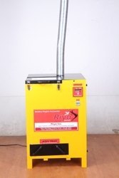 Firelit Sanitary Napkin Incinerator