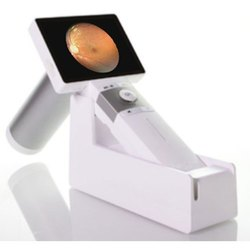 Horus Digital Fundus Camera with in-built screen complete with Rechargeable Handle